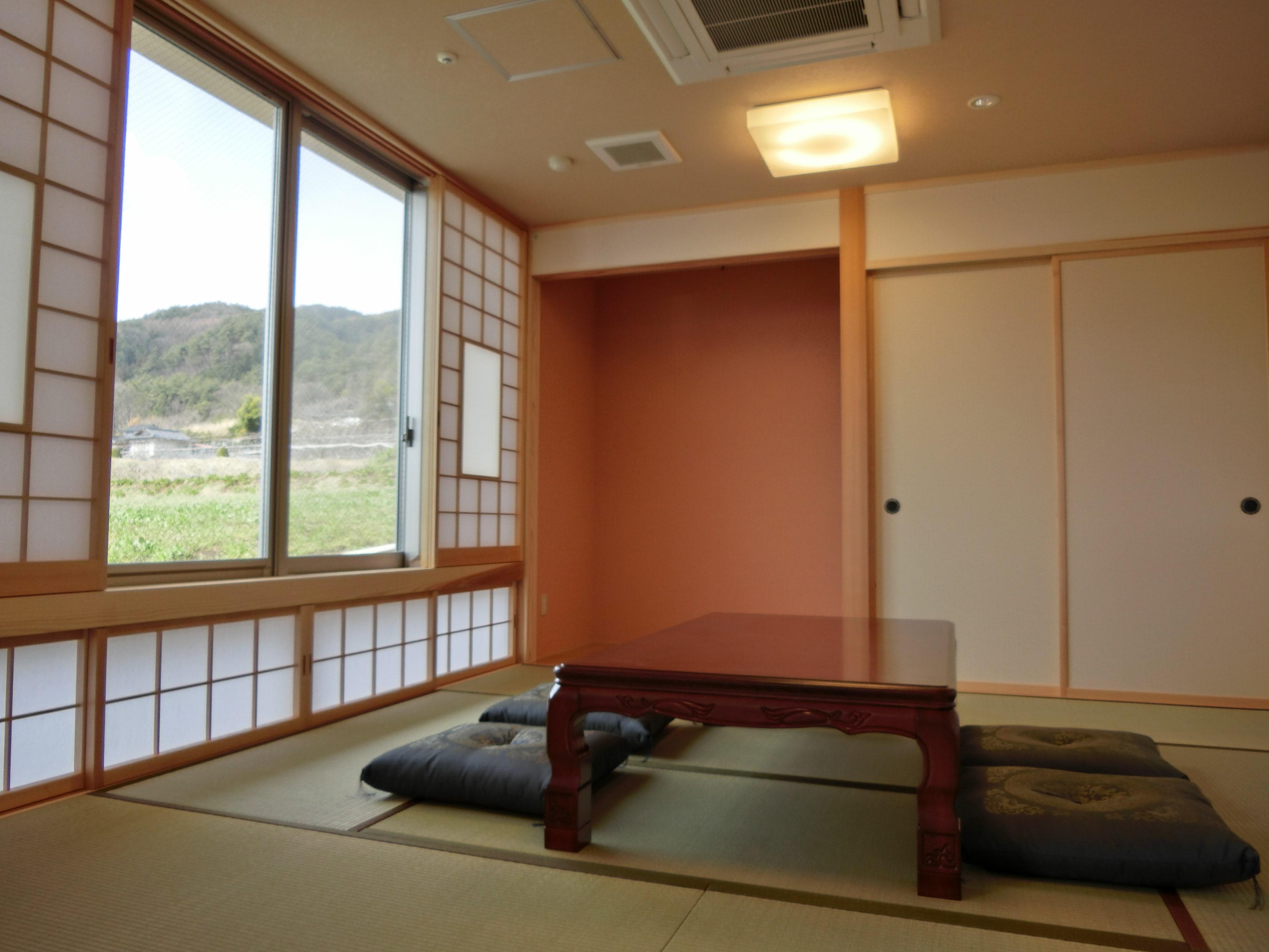 グランスマイル和室スペース